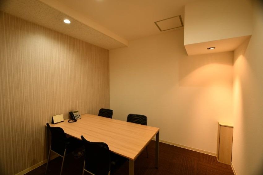 Webnation Office 内観 会議室②