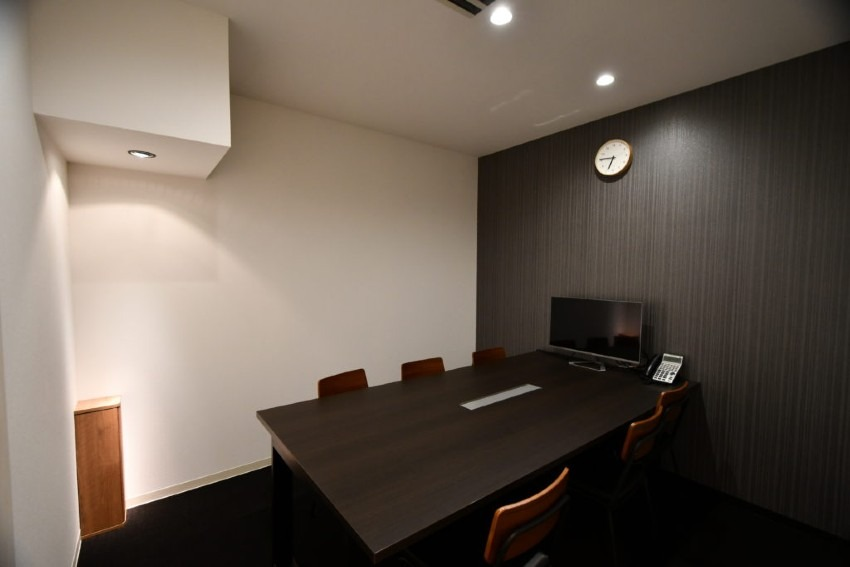 Webnation Office 内観 会議室①