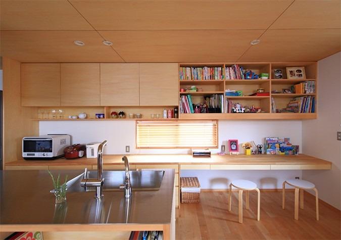 寛ぎの家 キッチン