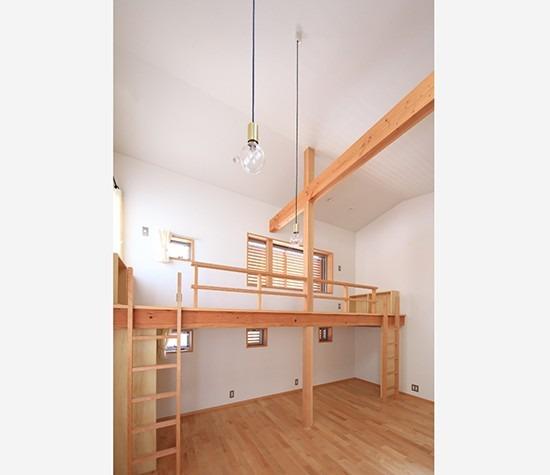 寛ぎの家 子供室