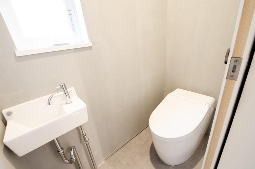 こだわりあふれるすまい。 トイレ