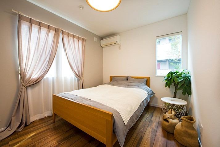 ハンチング ベッドルーム(寝室)